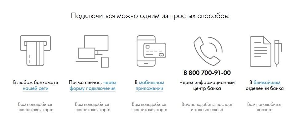 Райффайзенбанк интернет банк как подключиться