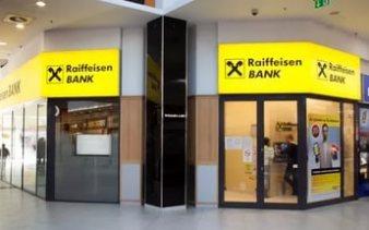 Кредитные карты в Райффайзенбанке